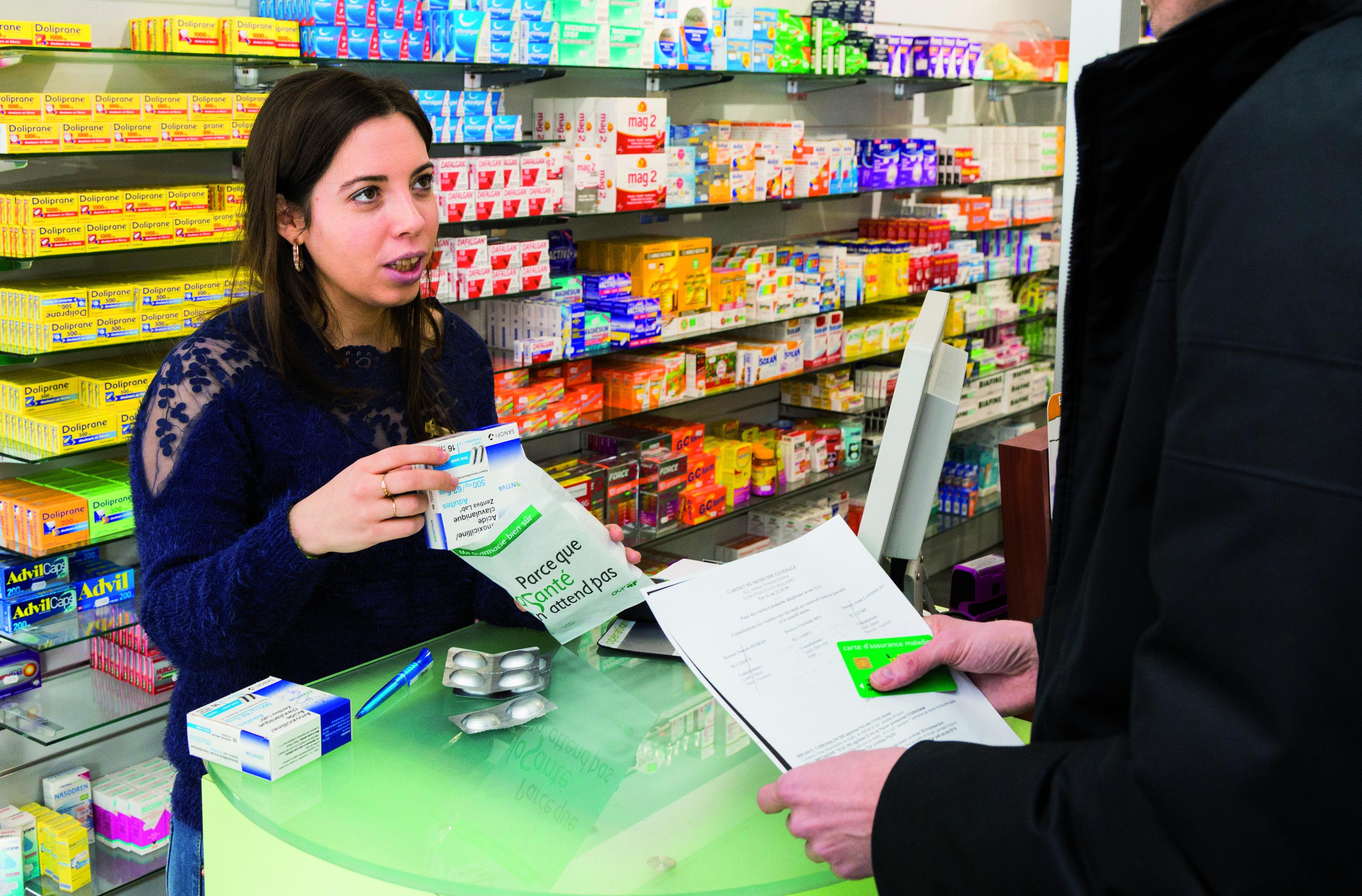 Figaro, médicaments, inserm, santé, antibiotiques