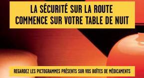 sécurité routière, médicament, vigilance, pictogramme pharmaciens, Ordre des pharmaciens, Isabelle Adenot, DGS