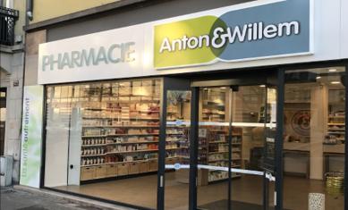 anton&willem, enseigne, médecine naturelle