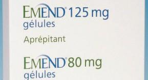 Emend, aprépitant, sétron, aloxi, kytril, zophren, akynzeo, anti-émétique, nausées et vomissements chimio-induits,