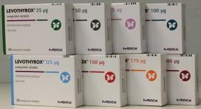 levothyrox, thyroxine