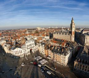 vieux Lille, rue Faidherbe, Esquermoise, Halles, pharmacies