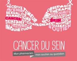 octobre rose, soutien-gorge, accompagnement, Pharmactiv