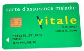 carte Vitale, site internet, Ameli