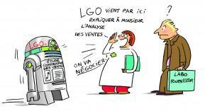 LGO, Lutte, donnée de santé, pharmacien