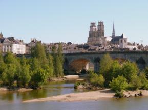 Orléans, Channels, transactions, pharmacies, zones franches urbaines, région Centre