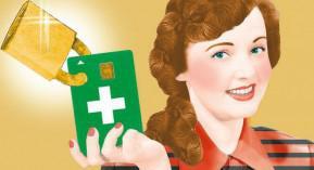 pharmacien médecin DMP ouverture  patient relai