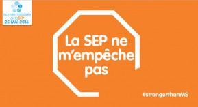 SEP, sclérose en plaques, journée mondiale, 25 mai