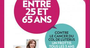 Cespharm, cancer, utérus, frottis, dépistage
