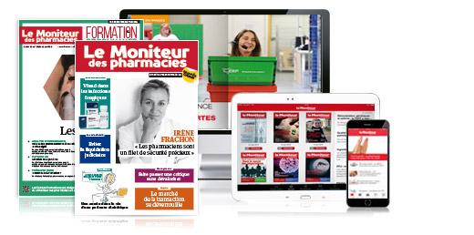 Offre Le Moniteur des pharmacies