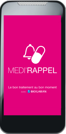 Application le Moniteur des pharmacies - actualites