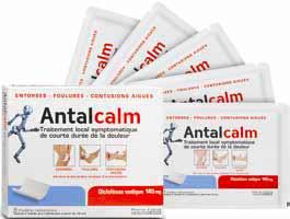 Medicament Antalcalm