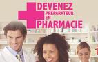 préparateur en pharmacie, plein emploi