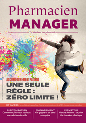 Pharmacien Manager
