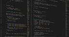 codage, programme, html