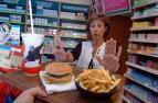 obésité, frites, hamburger, Inserm, Pasteur