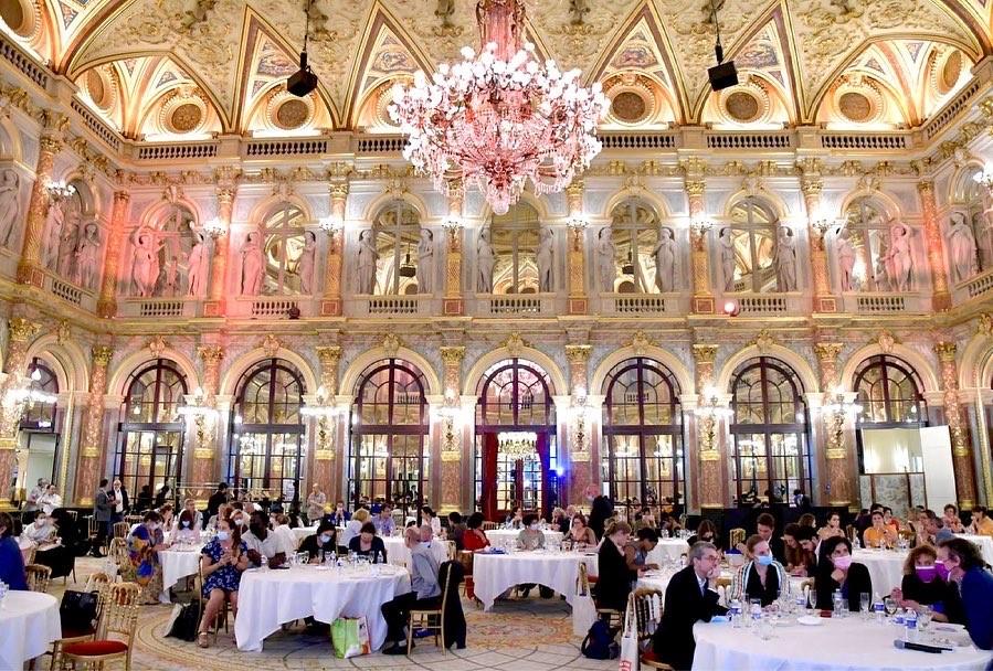 14 - Salon Opéra de l'Hôtel InterContinental Paris Le Grand