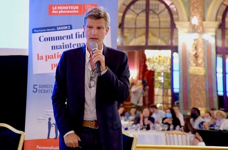 3 - Ouverture par Julien Kouchner, président de 1Healthmedia