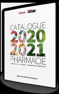 Visuel couverture du catalogue