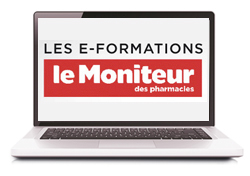 E-formations du Moniteur des pharmacies