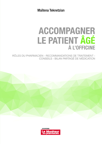 Accompagner le patient âgé à l'officine
