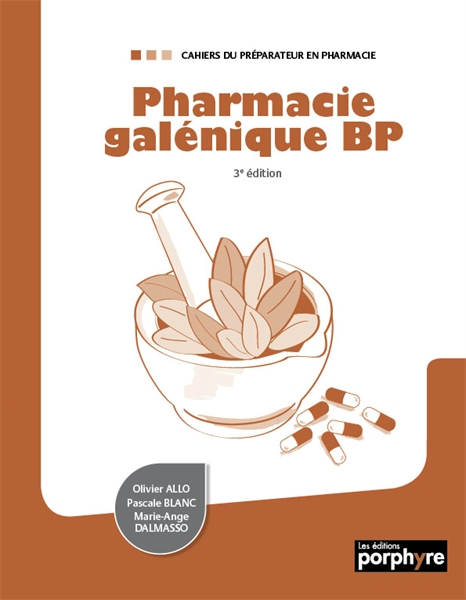 Pharmacie galénique BP